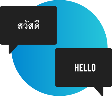 Build multilingual bots with ease