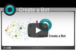 Bot building video